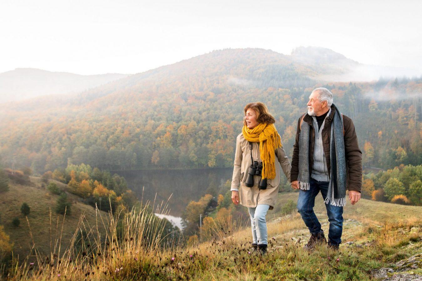 Jesień w górach dla seniora 2021