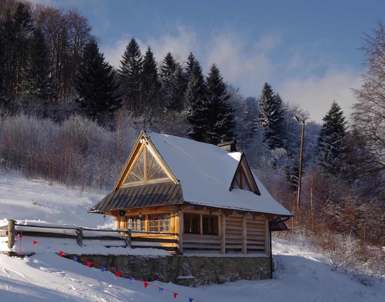 oferta Domek w górach, ryterski